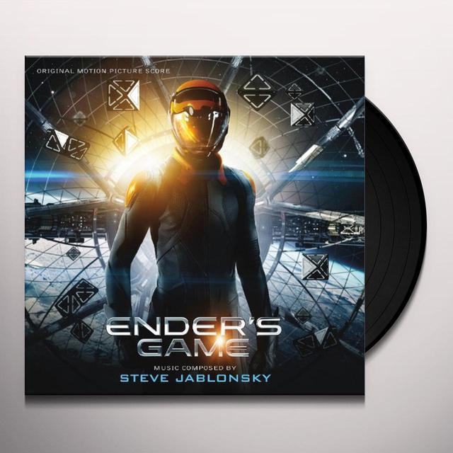 Steve Jablonsky ENDER'S GAME (SCORE) / O.S.T. Vinyl Record