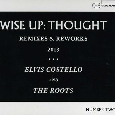 Elvis Costello & The Roots WISE UP: THOUGHT REMIXES & REWORKS Vinyl Record