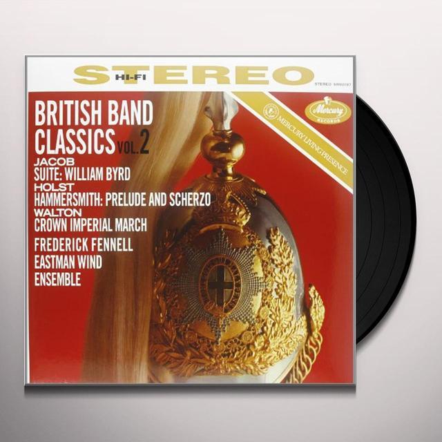 BRITISH BAND CLASSICS 2 / VARIOUS (OGV) (Vinyl)