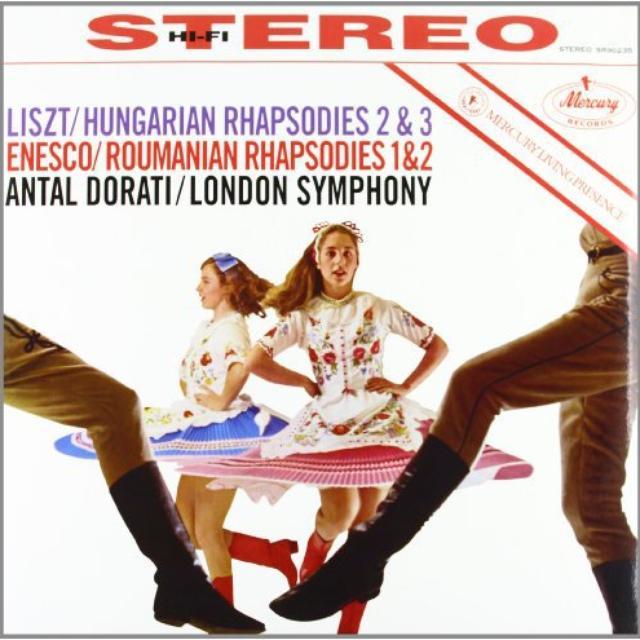 Enesco / Liszt / Dorati