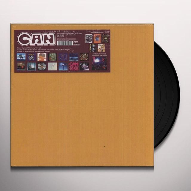 CAN VINYL BOX (BOX) Vinyl Record