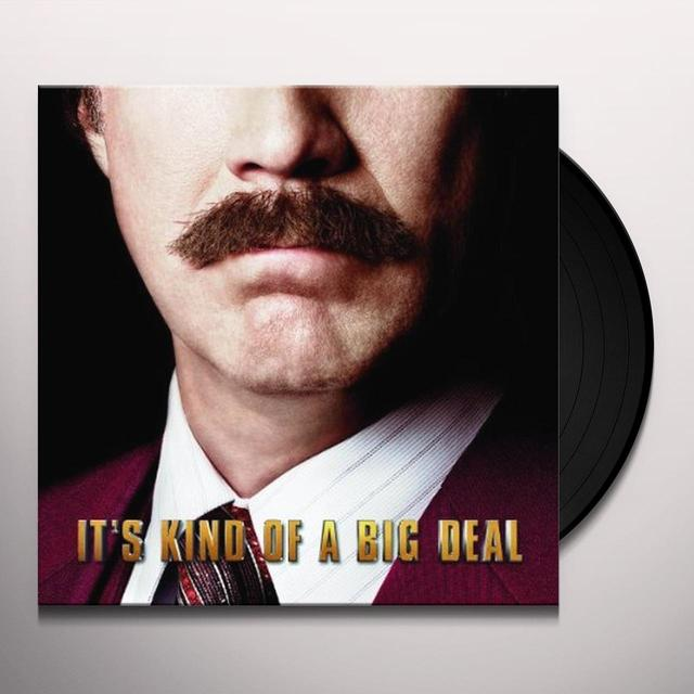ANCHORMAN 2: THE LEGEND CONTINUES / O.S.T. (LTD) (Vinyl)