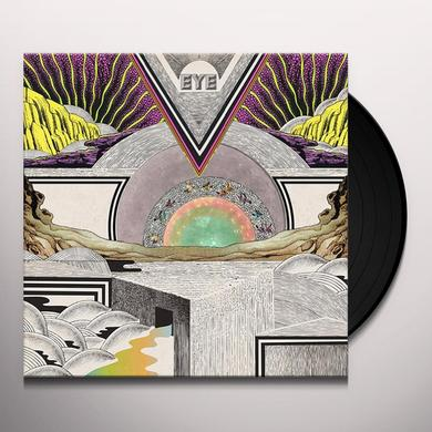 Eye LIVE AT RELAY Vinyl Record