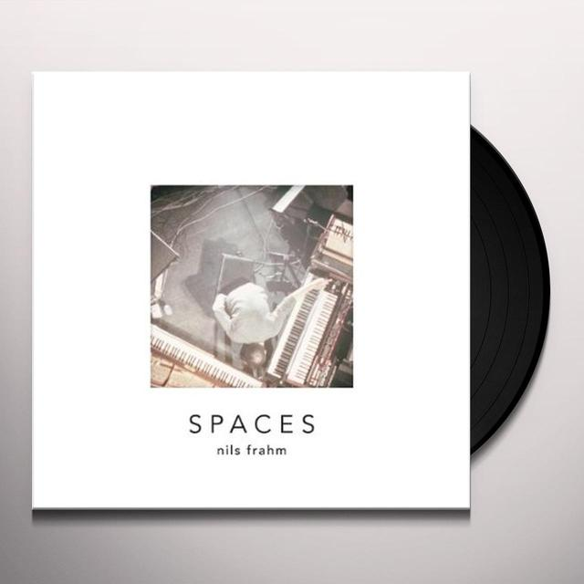 Nils Frahm SPACES Vinyl Record