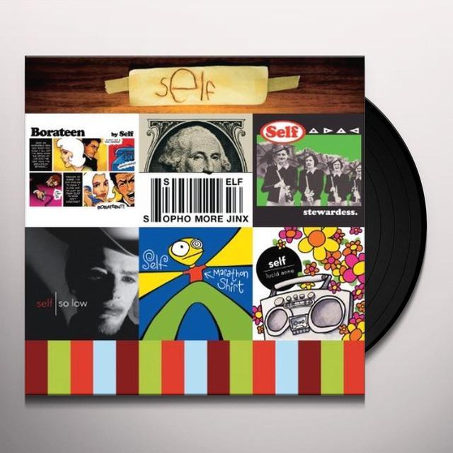 Self SUBLIMINAL PLASTIC MOTIVES Vinyl Record