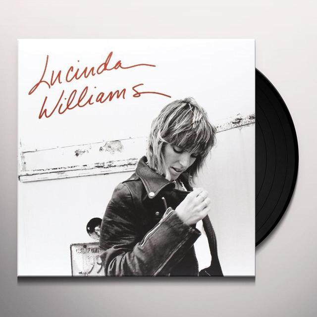LUCINDA WILLIAMS Vinyl Record - 180 Gram Pressing, Deluxe Edition
