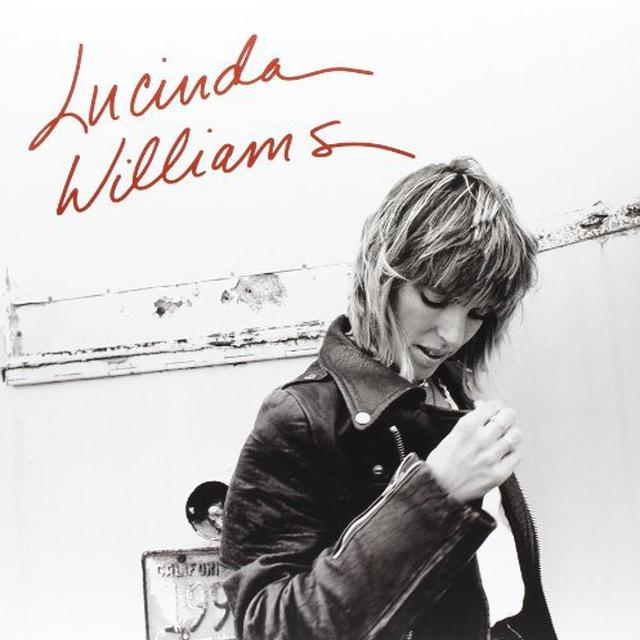 LUCINDA WILLIAMS Vinyl Record