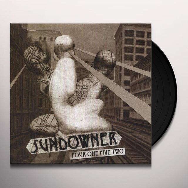 Sundowner FOUR ONE FIVE TWO Vinyl Record