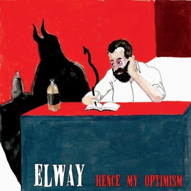 Elway HENCE MY OPTIMISM Vinyl Record