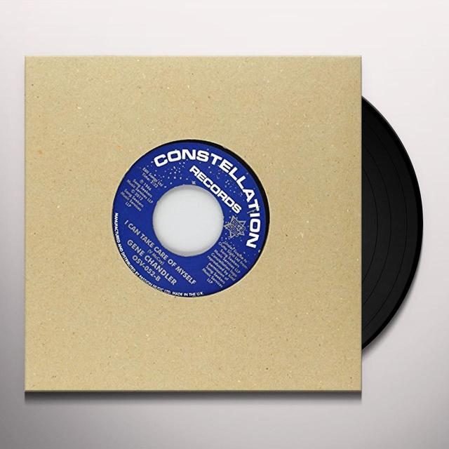 Gene Chandler MR BIG SHOT/I CAN TAKE CARE OF MYSELF Vinyl Record
