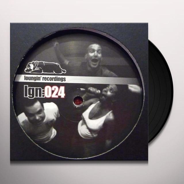 Zoowax NINE TO FIVE:REMIXES Vinyl Record - UK Release