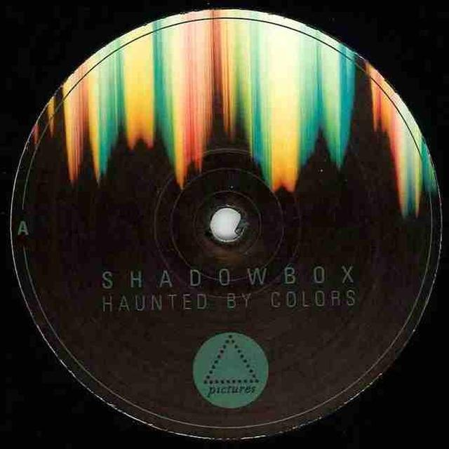 Shadowbox HAUNTED BY COLORS Vinyl Record - UK Release