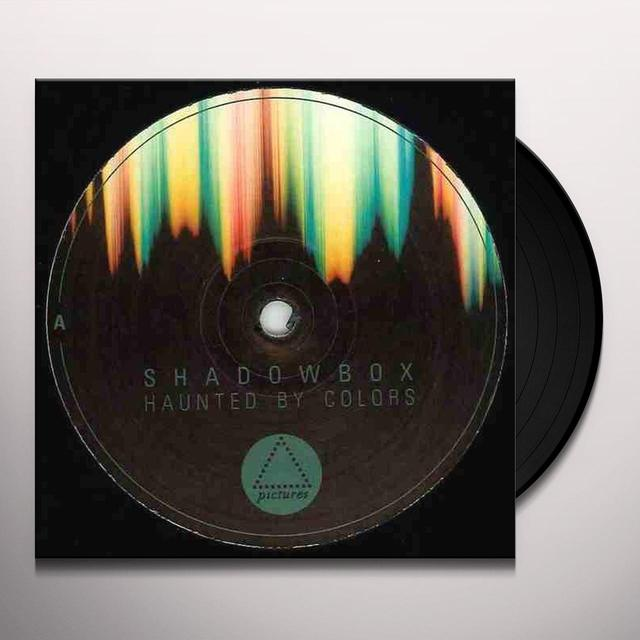 Shadowbox HAUNTED BY COLORS Vinyl Record - UK Import