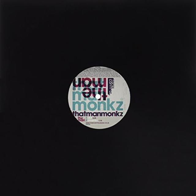 Thatmanmonkz MAN Vinyl Record - UK Release
