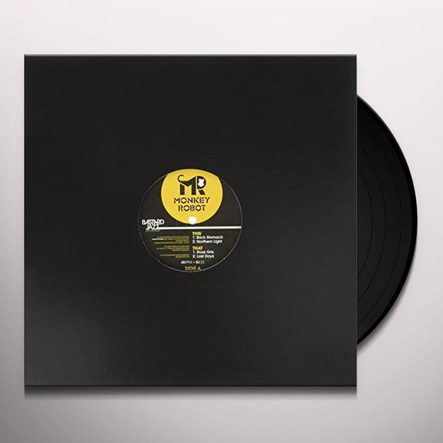 MONKEYROBOT EP Vinyl Record