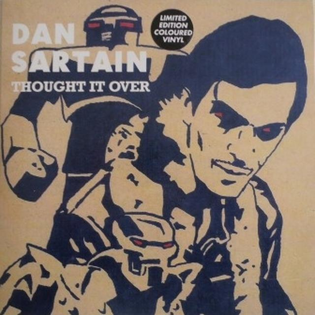 Dan Sartain THOUGHT IT OVER Vinyl Record - UK Import