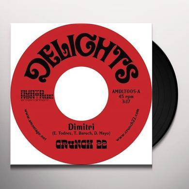 Crunch 22 DIMITRI/BARUMBI Vinyl Record - UK Release