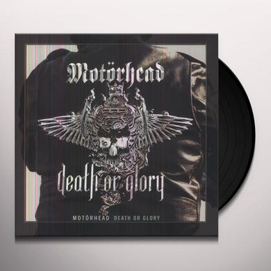 Motorhead DEATH OR GLORY Vinyl Record
