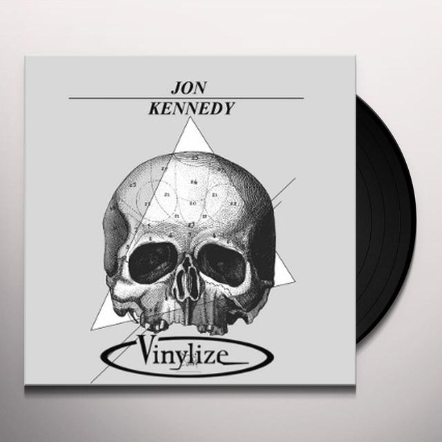Jon Kennedy SHAKE Vinyl Record - UK Import