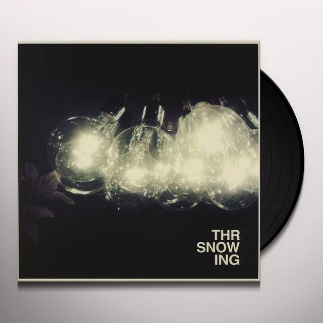 Throwing Snow CLAMOR EP Vinyl Record - UK Import