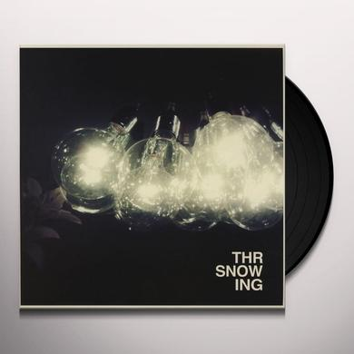 Throwing Snow CLAMOR EP Vinyl Record - UK Import