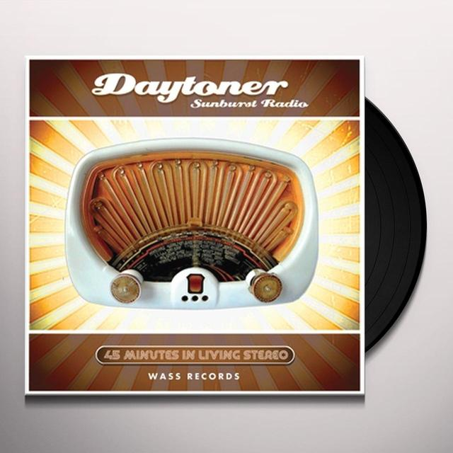 Daytoner SUNBURST RADIO Vinyl Record - UK Import