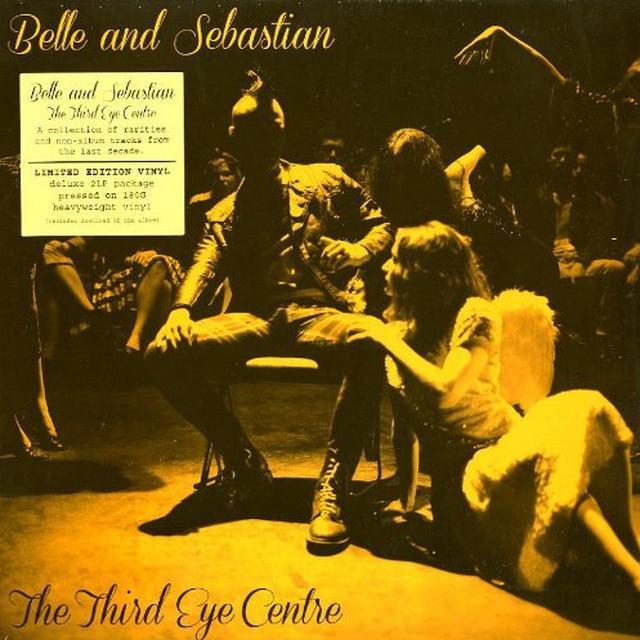Belle & Sebastian THIRD EYE CENTRE Vinyl Record - UK Import