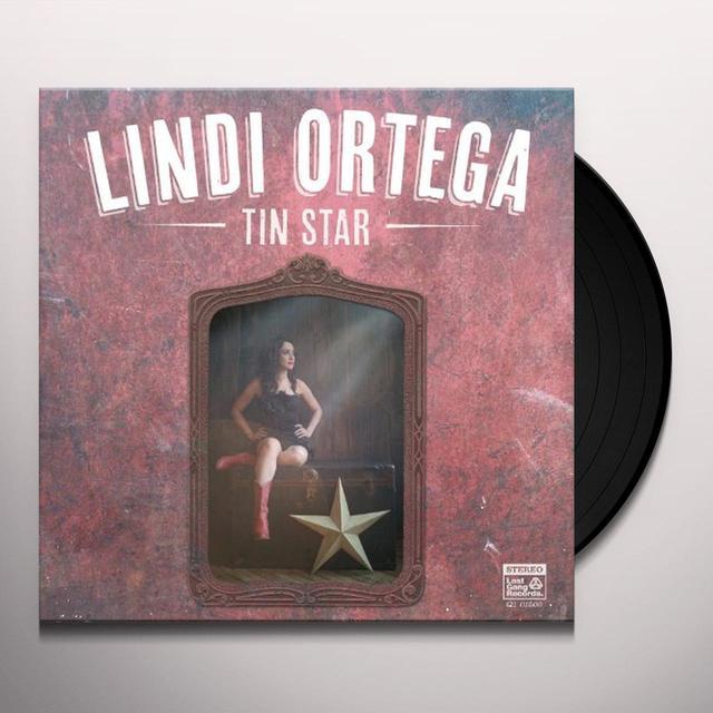 Lindi Ortega TIN STAR Vinyl Record - UK Import