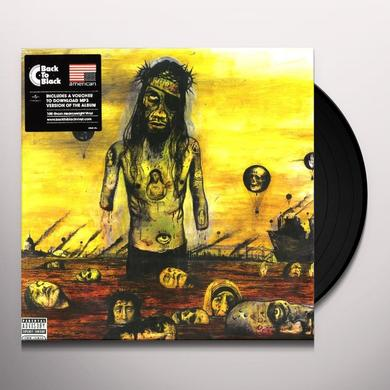 Slayer CHRIST ILLUSION Vinyl Record - UK Release