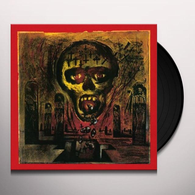 Slayer SEASON IN THE ABYSS Vinyl Record - Holland Release