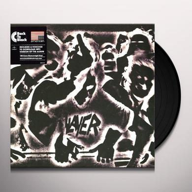 Slayer UNDISPUTED ATTITUDE Vinyl Record