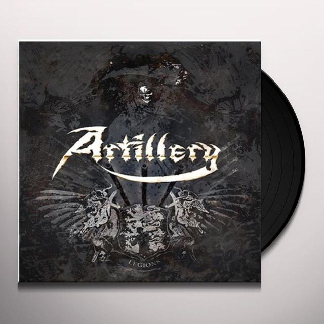 ARTILLERY Vinyl Record - UK Import