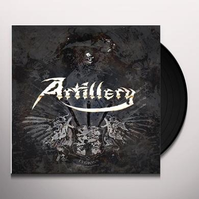 ARTILLERY Vinyl Record - UK Import