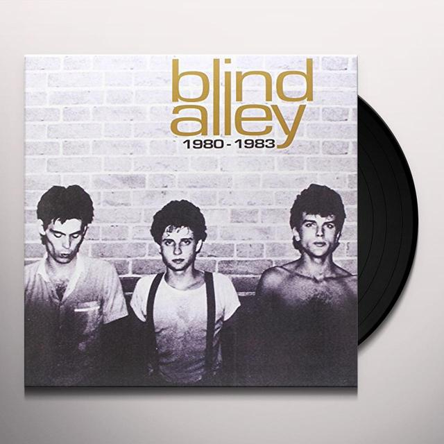 Blind Alley 1980-83 Vinyl Record