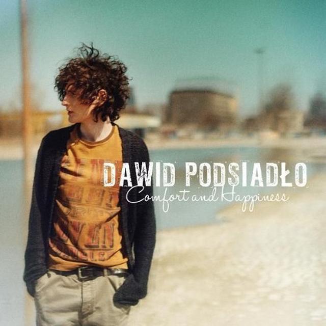 Dawid Podsiadlo COMFORT & HAPPINESS (GER) Vinyl Record