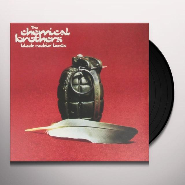 The Chemical Brothers BLOCK ROCKIN' BEATS Vinyl Record - Canada Import