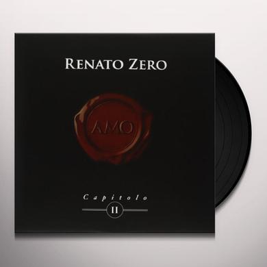 Zero Renato AMO-CAPITOLO II Vinyl Record