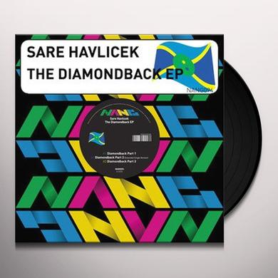 Sare Havlicek DIAMONDBACK EP Vinyl Record - UK Import