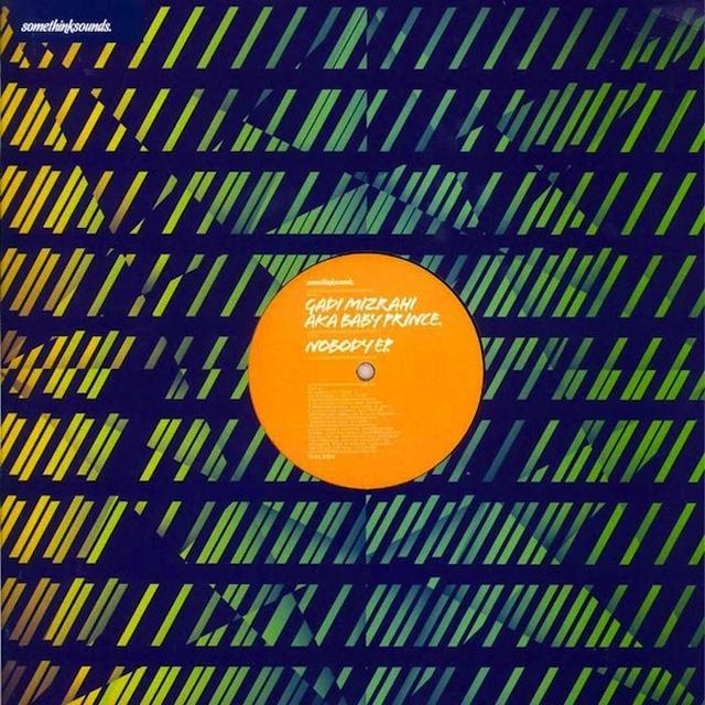 Baby Prince NOBODY Vinyl Record