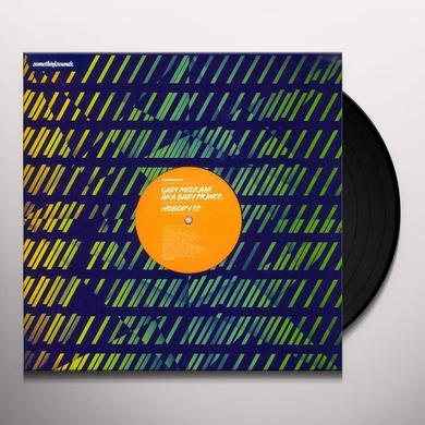 Baby Prince NOBODY Vinyl Record - UK Import