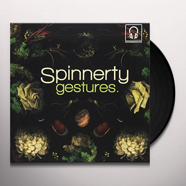 Spinnerty GESTURES Vinyl Record - UK Release