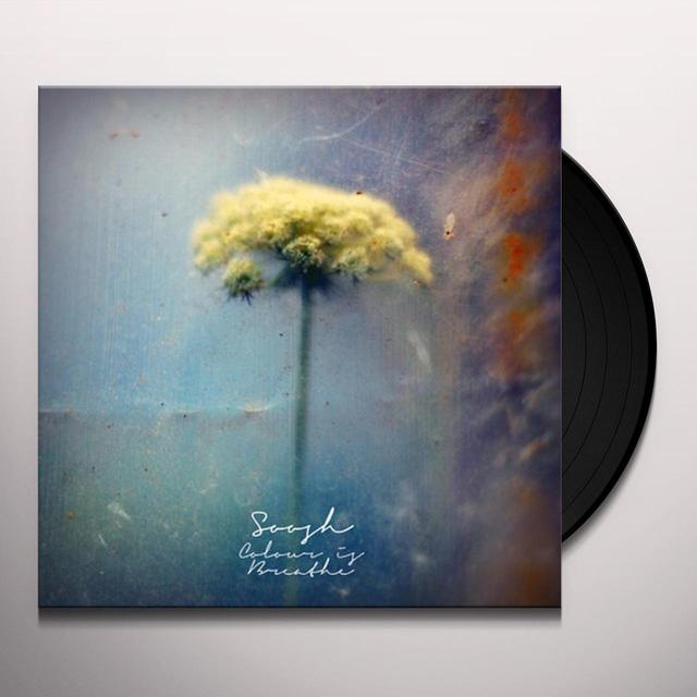 Soosh COLOUR IS BREATHE Vinyl Record - UK Import