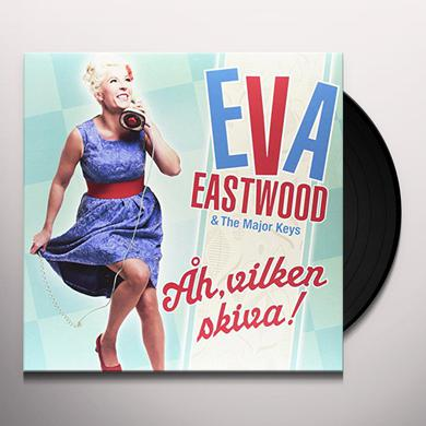 Eva Eastwood & The Major Keys AH VILKEN SKIVA! Vinyl Record