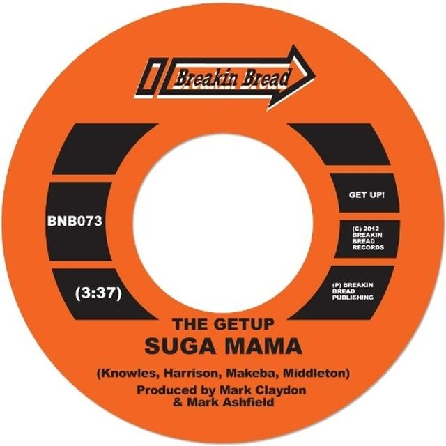 The Getup SUGA MAMA Vinyl Record - UK Release