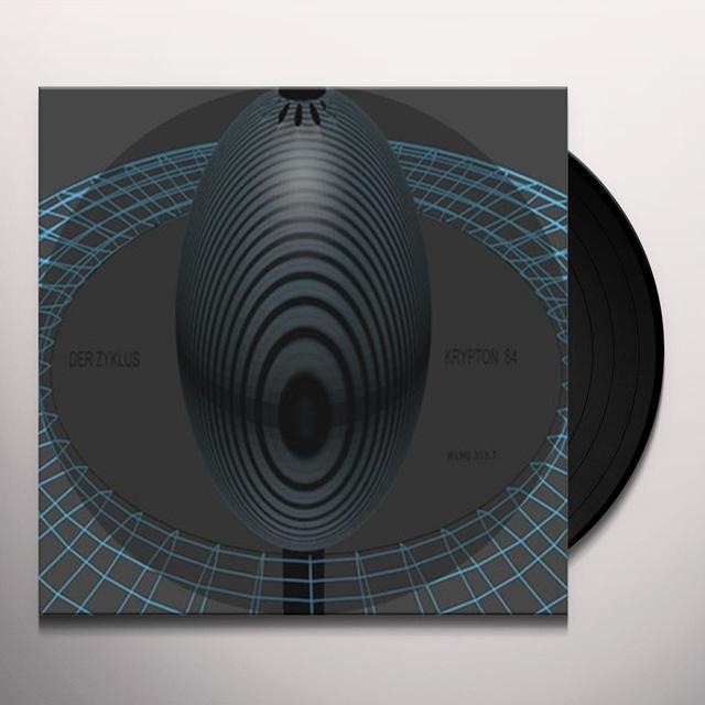 Der Zyklus KRYPTON 84 Vinyl Record - UK Release