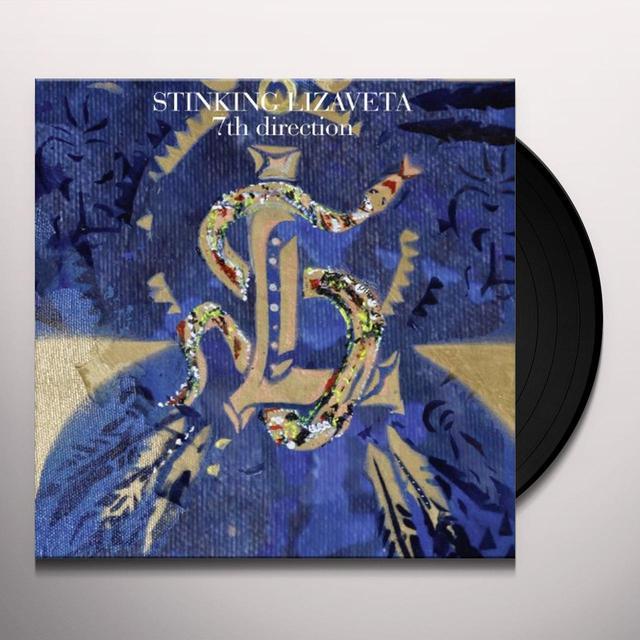 Stinking Lizaveta 7TH DIRECTION Vinyl Record - UK Import