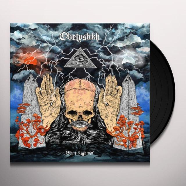 Obelyskkh WHITE LIGHTNIN Vinyl Record - UK Import
