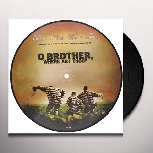 O BROTHER WHERE ART / O.S.T. (HOL) (Vinyl)