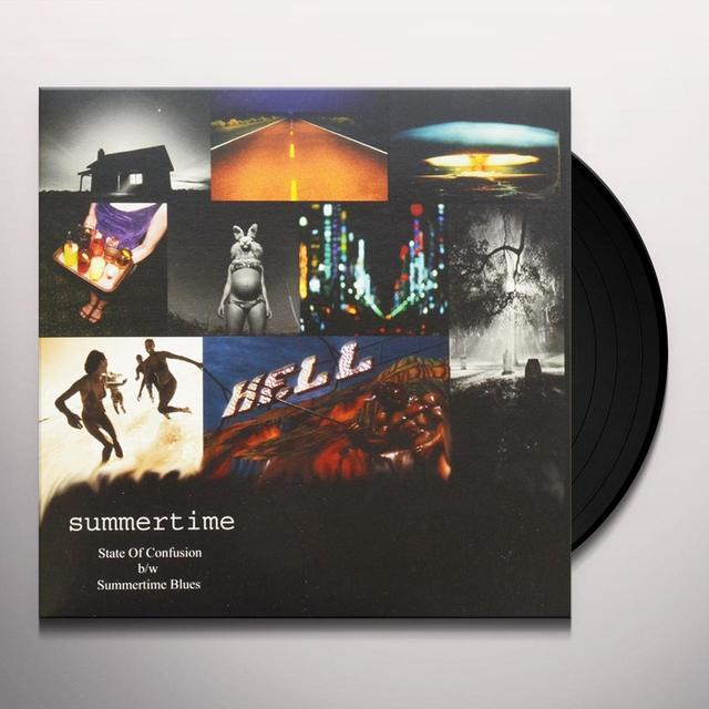 SUMMERTIME Vinyl Record - UK Import