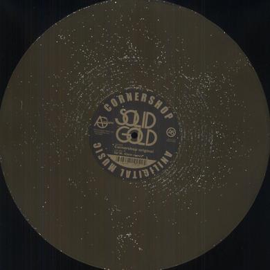 Cornershop SOLID GOLD Vinyl Record - UK Release